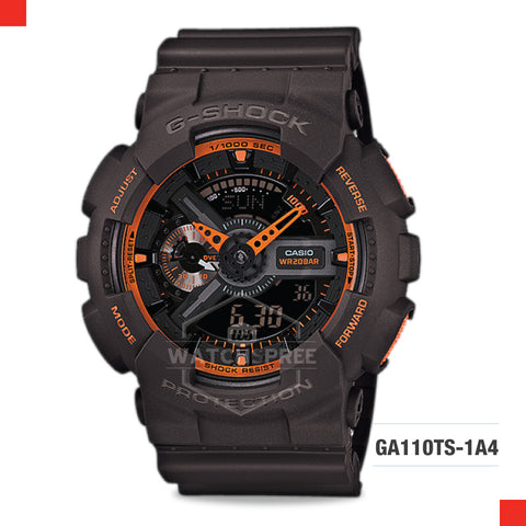 Casio G-Shock Extra Large Series Limited Edition Watch GA110TS-1A4