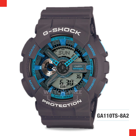 Casio G-Shock Extra Large Series Watch GA110TS-8A2