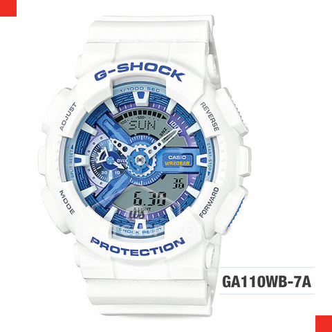 Casio G-Shock Extra Large Series Watch GA110WB-7A