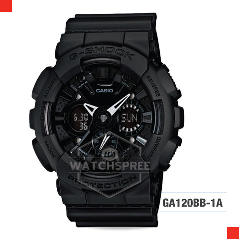 Casio G-Shock Classic Watch GA120BB-1A