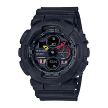 Load image into Gallery viewer, Casio G-Shock GA-140 Lineup Special Color Model Jet Black Resin Band Watch GA140BMC-1A GA-140BMC-1A