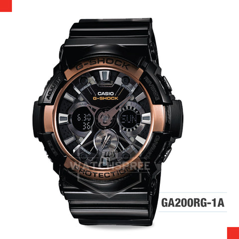 Casio G-Shock Classic Watch GA200RG-1A