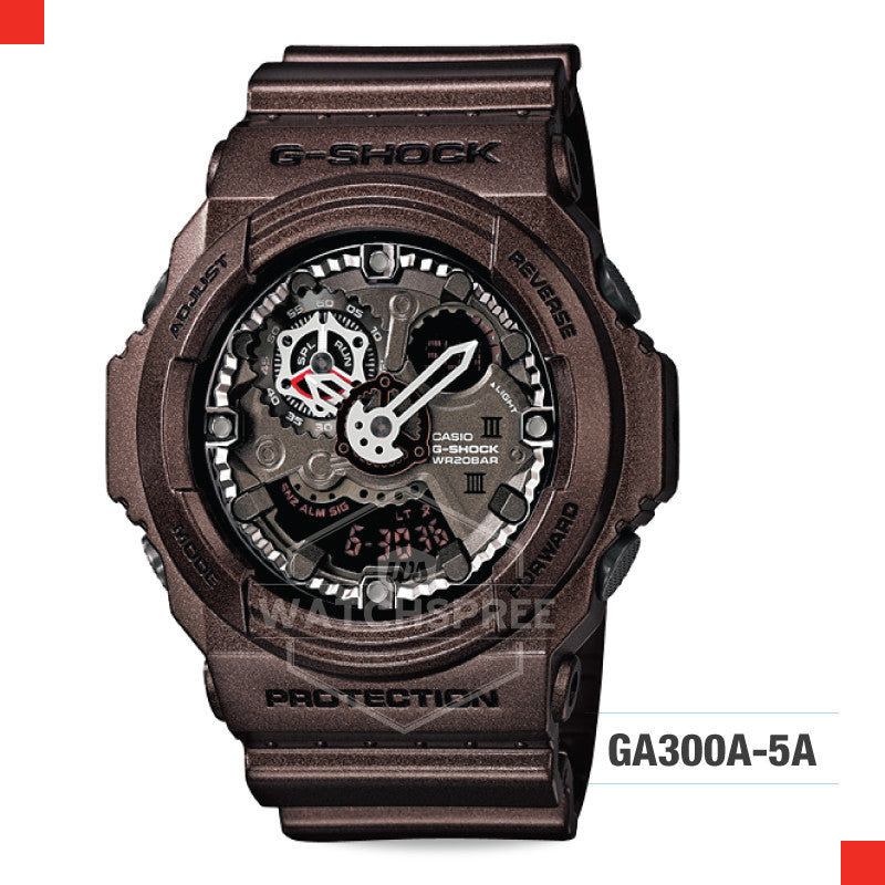 Casio G-Shock Classic Watch GA300A-5A