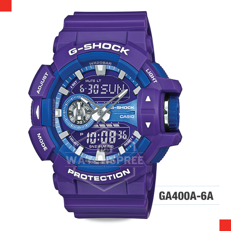 Casio G-Shock Classic Watch GA400A-6A