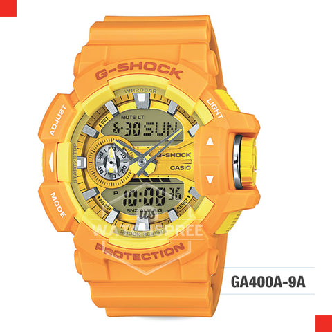 Casio G-Shock Classic Watch GA400A-9A