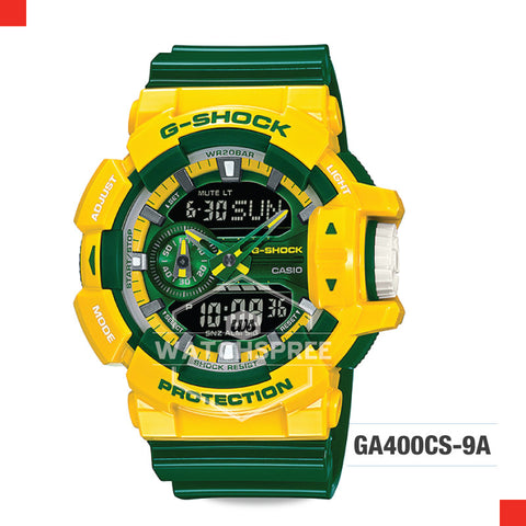 Casio G-Shock Classic Watch GA400CS-9A