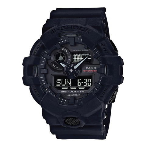 35TH ANNIVERSARY LIMITED MODEL Casio G-Shock BIG BANG BLACK Series Black Resin Band Watch GA735A-1A GA-735A-1A