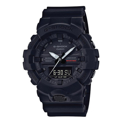 35TH ANNIVERSARY LIMITED MODEL Casio G-Shock BIG BANG BLACK Series Black Resin Band Watch GA835A-1A GA-835A-1A