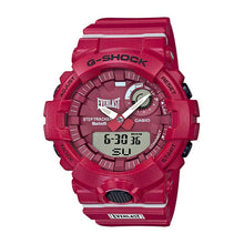 Load image into Gallery viewer, Casio G-Shock Everlast Collaboration Limited Model Red Resin Band Watch GBA800EL-4A GBA-800EL-4A
