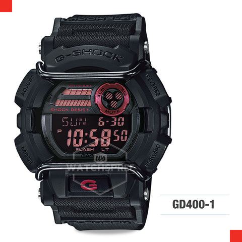 Casio G-Shock Classic Watch GD400-1D