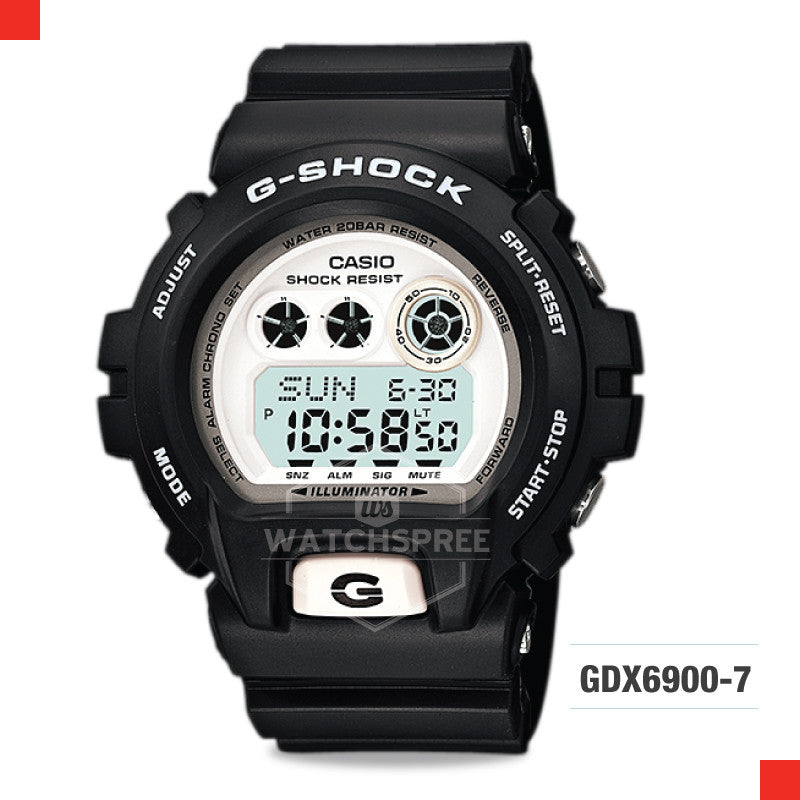 Casio G-Shock Classic Extra Large Series Watch GDX6900-7D