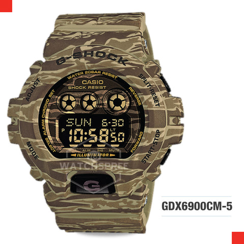 Casio G-Shock Classic Extra Large Series Watch GDX6900CM-5D