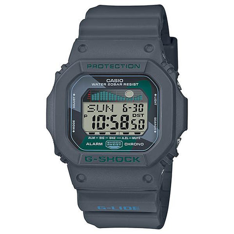 Casio G-Shock Glide GLX-5600 Lineup Black Resin Band Watch GLX5600VH-1D GLX-5600VH-1D GLX-5600VH-1