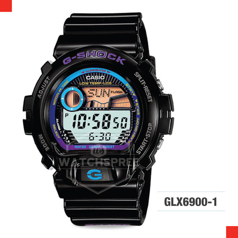 Casio G-Shock G-Lide Watch GLX6900-1D