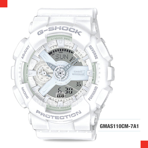 Casio G-Shock S Series Women Watch GMAS110CM-7A1