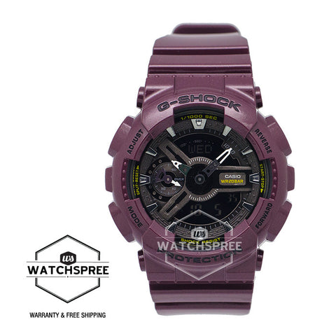 Casio G-Shock S Series Women Watch GMAS110MC-6A