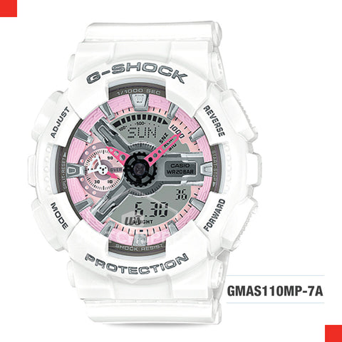 Casio G-Shock S Series Women Watch GMAS110MP-7A