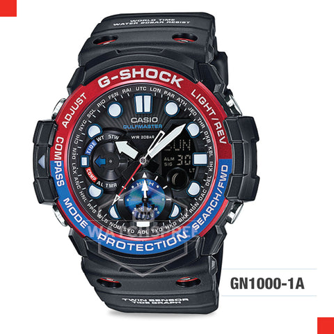 Casio G-Shock Master Of G Gulfmaster Watch GN1000-1A