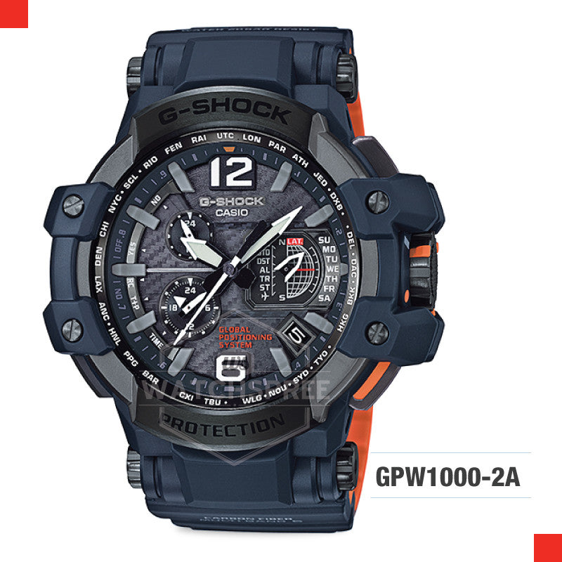 Casio G-Shock Master Of G Gravitymaster Watch GPW1000-2A