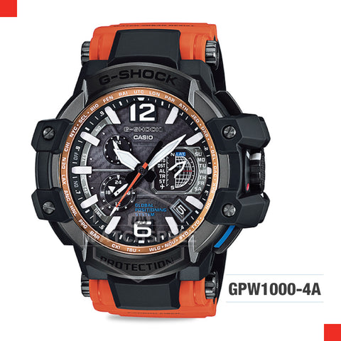 Casio G-Shock Master Of G Gravitymaster Watch GPW1000-4A