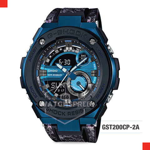 Casio G-Shock G-Steel Watch GST200CP-2A