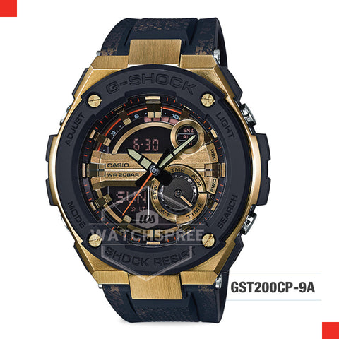 Casio G-Shock G-Steel Watch GST200CP-9A
