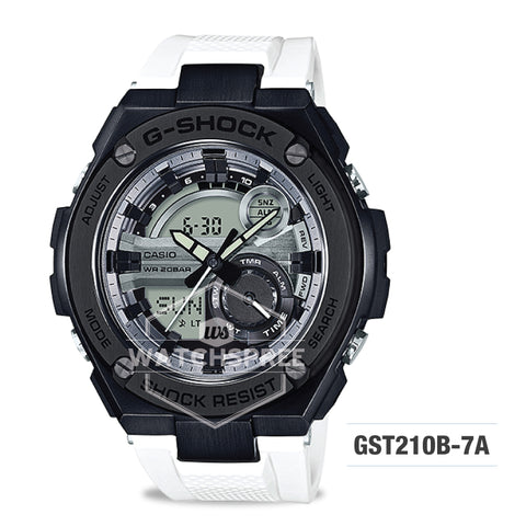 Casio G-Shock G-Steel Watch GST210B-7A