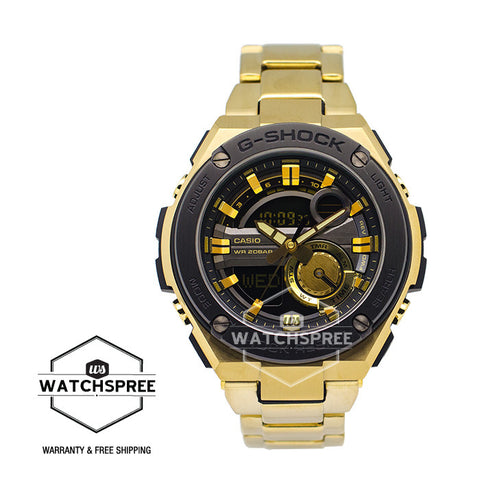 Casio G-Shock G-Steel Watch GST210GD-1A
