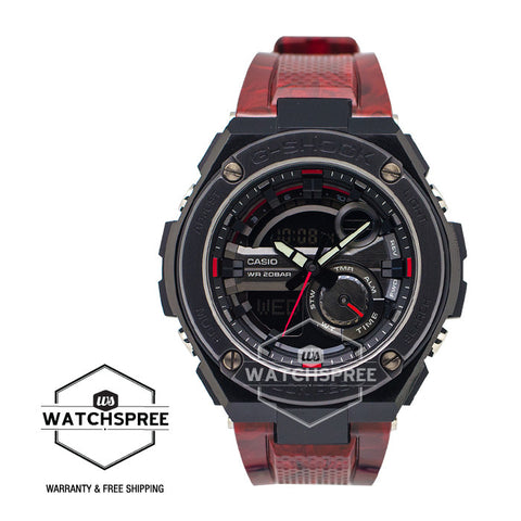 Casio G-Shock G-Steel Watch GST210M-4A