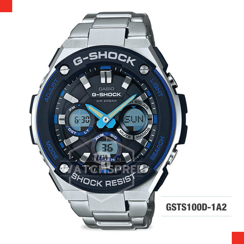 Casio G-Shock G-Steel Watch GSTS100D-1A2
