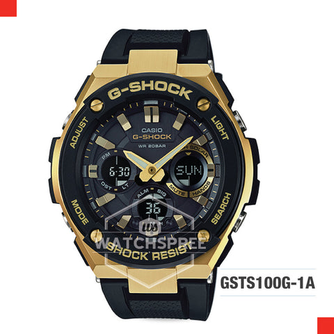 Casio G-Shock G-Steel Watch GSTS100G-1A