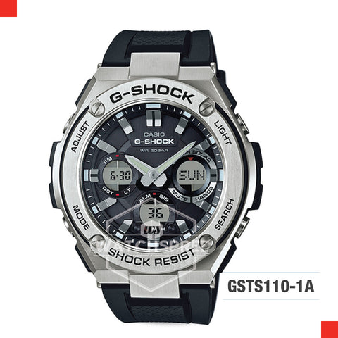 Casio G-Shock G-Steel Watch GSTS110-1A