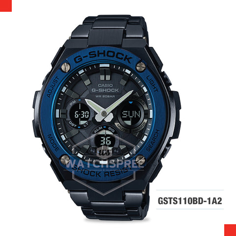 Casio G-Shock G-Steel Watch GSTS110BD-1A2