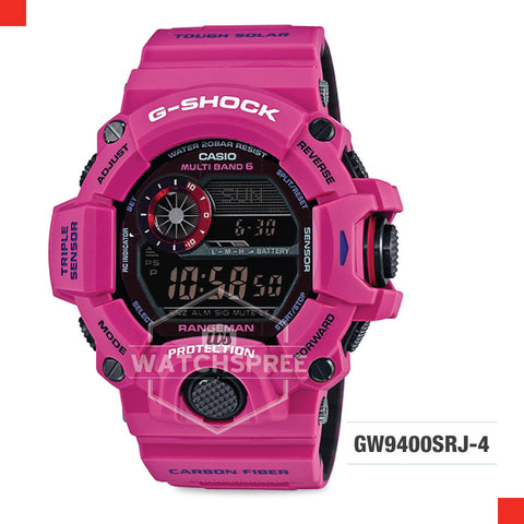 Casio G-Shock Master Of G Rangeman Watch GW9400SRJ-4D