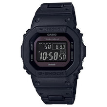 Load image into Gallery viewer, Casio G-Shock Bluetooth® Multi Band 6 Tough Solar Black Stainless Steel / Resin Composite Band Band Watch GWB5600BC-1B GW-B5600BC-1B