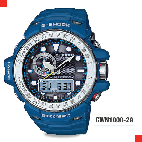 Casio G-Shock Master Of G Gulfmaster Watch GWN1000-2A