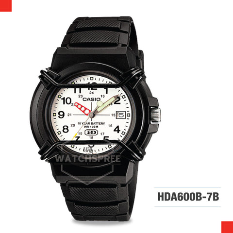 Casio Sports Watch HDA600B-7B
