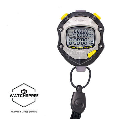 Casio Stopwatches HS70W-1D