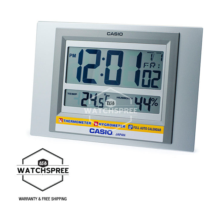 Casio Clock ID16S-8D