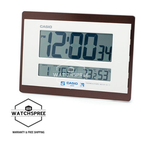Casio Clock ID17-5D