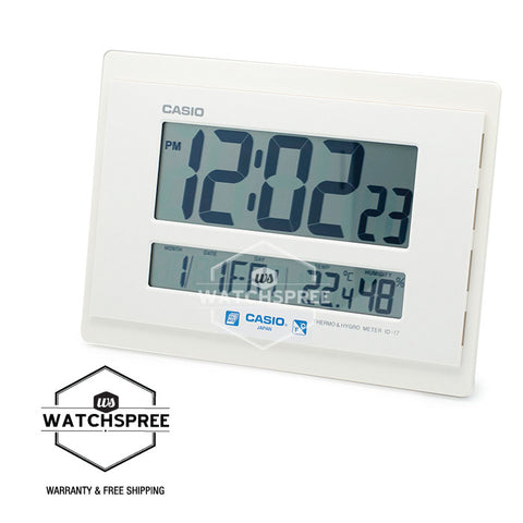 Casio Clock ID17-7D