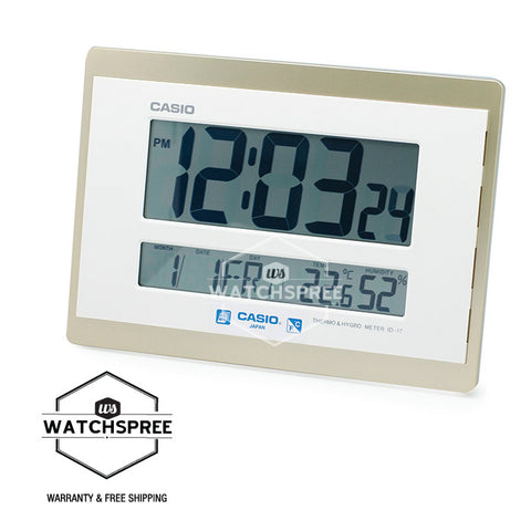 Casio Clock ID17-9D