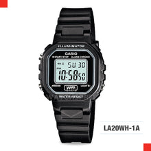 Load image into Gallery viewer, Casio Ladies Watch LA20WH-1A