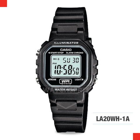Casio Ladies Watch LA20WH-1A