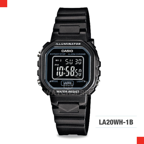 Casio Ladies Watch LA20WH-1B