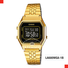 Load image into Gallery viewer, Casio Vintage Watch LA680WGA-1B