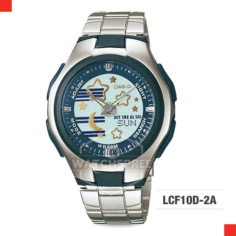 Casio Sports Watch LCF10D-2A