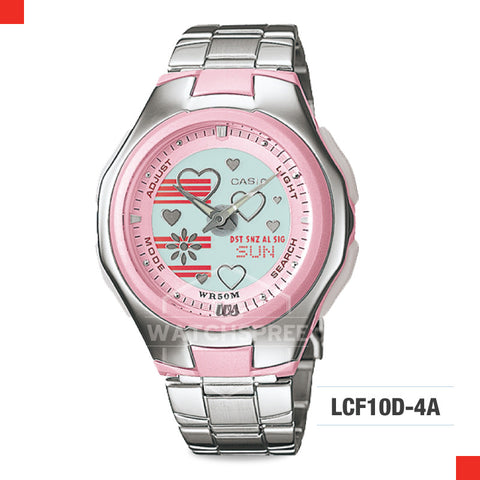 Casio Sports Watch LCF10D-4A