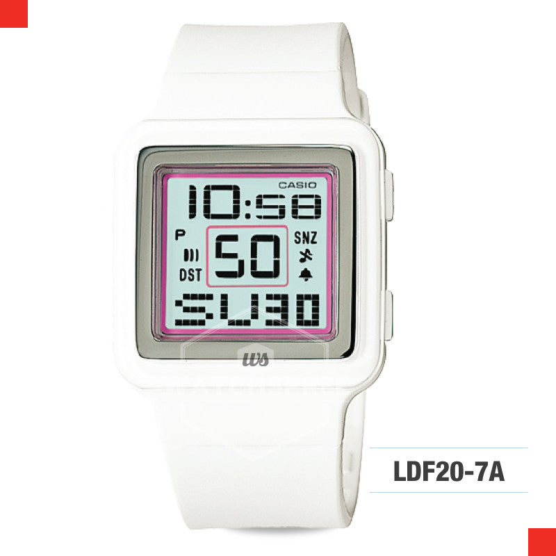 Casio Sports Watch LDF20-7A