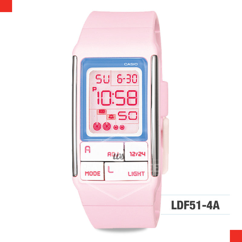Casio Sports Watch LDF51-4A